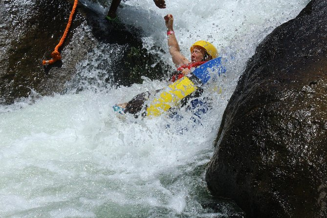 Full-Day Canyon Adventure Tour From Tamarindo Beach, Playa Flamingo, COSTA RICA