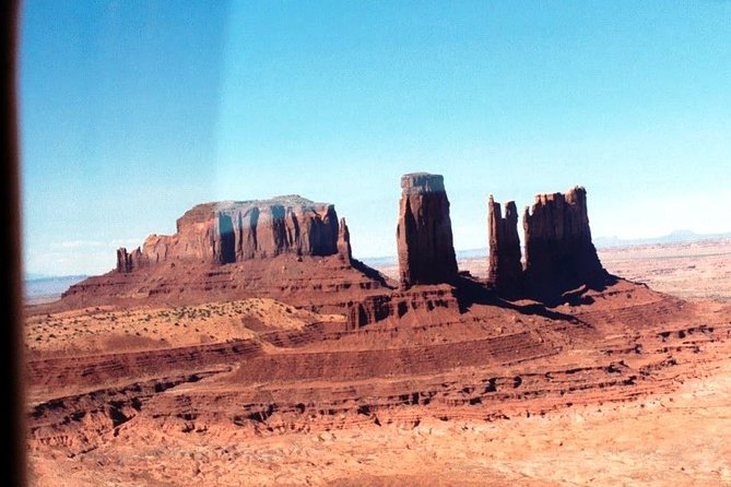 Monument Valley Air and Ground Tour, ,
