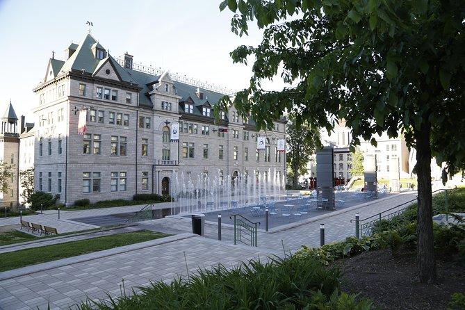 Private Guided Quebec City Walking Tour, Quebec, CANADA