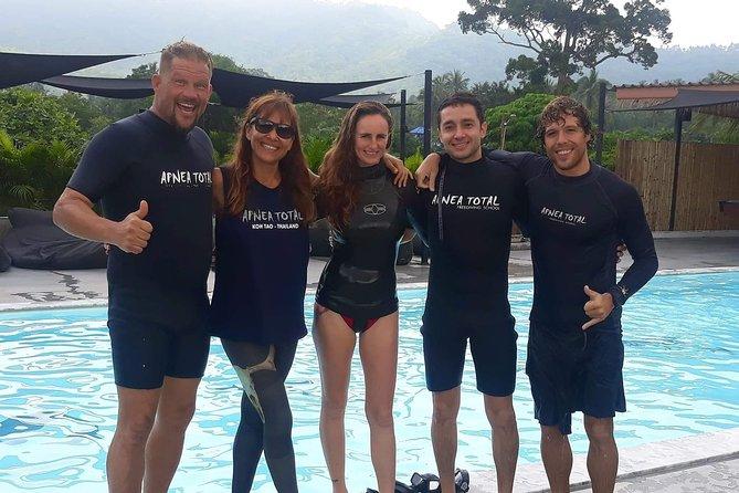Survival Apnea course, Santa Teresa, COSTA RICA