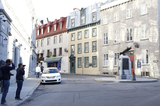 Quebec City Shore Excursion: Private Guided Quebec City Walking Tour, Quebec, CANADA