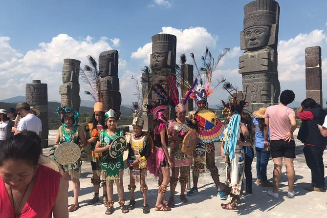 Private Tour: Pyramids of Teotihuacan and Piramides of Atlantes de Tula, Ciudad de Mexico, MÉXICO