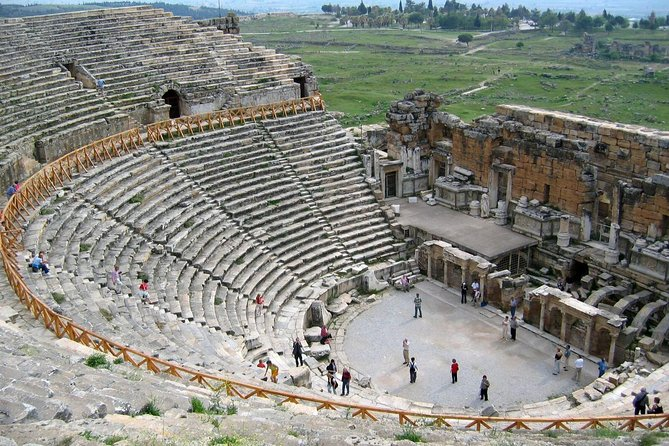 Visiting the Ancient City Hierapolis, Pamukkale and Cleopatra Pool from Marmaris, Marmaris, TURQUIA