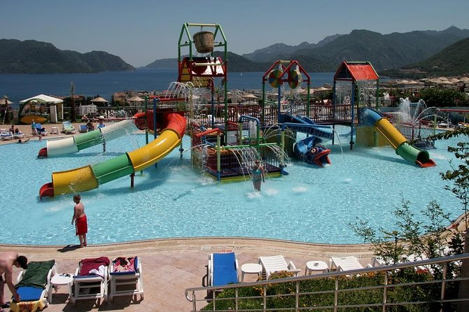 AquaDream Waterpark Day Trip from Marmaris, Marmaris, TURQUIA