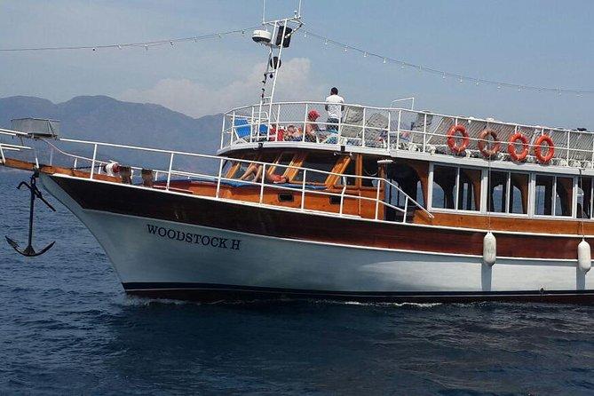 All Inclusive Boat Trip Around Marmaris, Marmaris, TURQUIA