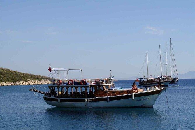 Bodrum Peninsula Cruise Including Lunch, Bodrum, TURQUIA