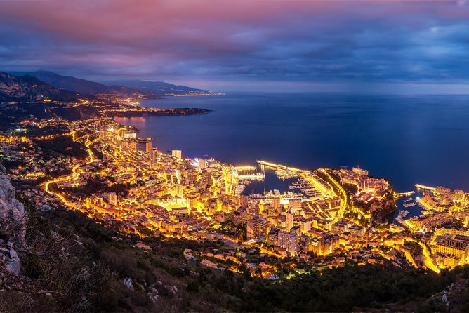 Monaco Small-Group Night Tour from Cannes, Cannes, FRANCIA