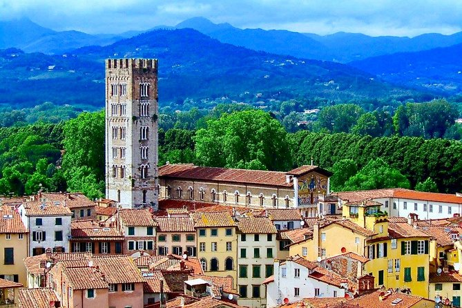 If you are travelling with your family, in a small group, or individually, share the experience of a guided tour of Lucca's historic center with others. It is an interesting and economical way to discover the wonders of the town.