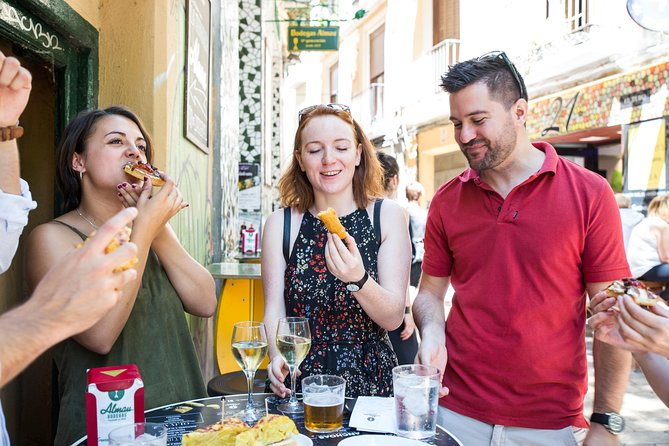 On this 3-hour walking tour, I'll help you experience life as a Zaragoza local by leading you to some of my favorite foodie spots in the Old Town. First, we'll discover one of the most popular food markets in the center and meet local vendors to hear from them about the products in which they specialize. As we visit some of the sights around town, we will also pop into some gourmet shops selling artisanal meats, cheeses and olive oils. And when we have finally developed an appetite, we will visit my 3 favorite tapas bars to try Zaragoza-style tapas with local wines from Aragon.