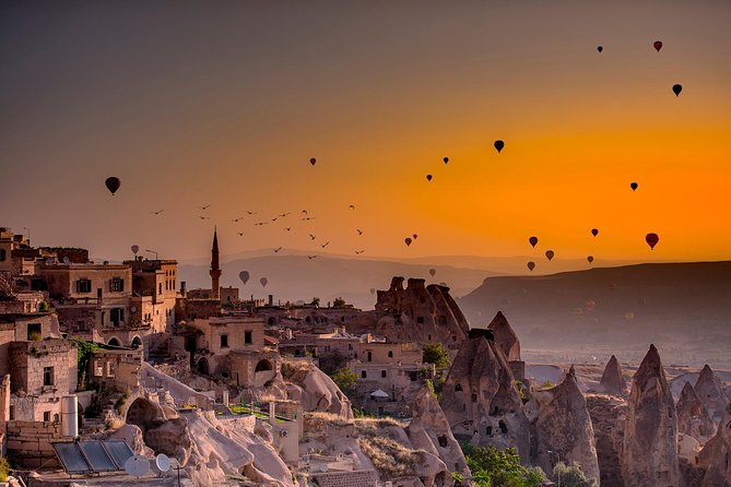 Turkey's Gold Triangle - Travel to Pamukkale Ephesus Cappadocia from/to Istanbul, ,
