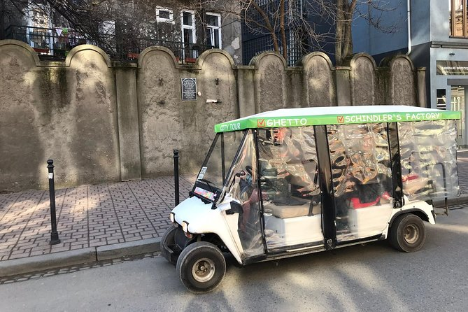 The best view of Krakow from Golf Cars, Cracovia, POLÔNIA