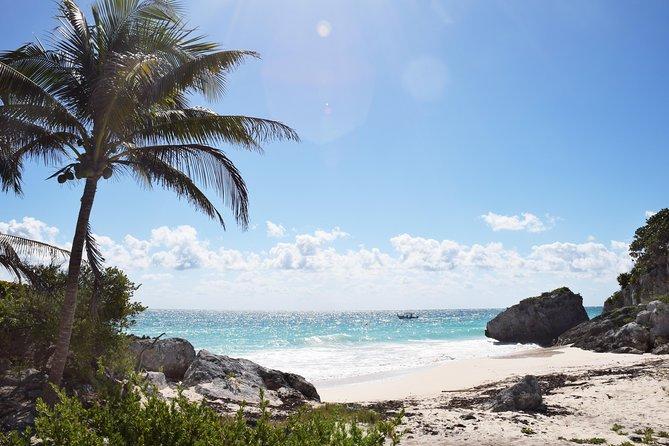 Excursión combinada de aventura 3 en 1: ruinas de Tulum, buceo en el arrecife más cenote y cuevas., Playa del Carmen, MEXICO