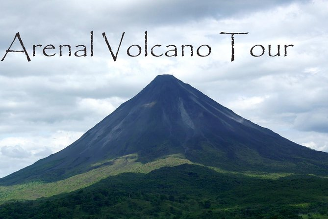Arenal Volcano Full Day 4 IN 1(Waterfall,Rainforest,Lava,Volcano,Hotspring River, ,