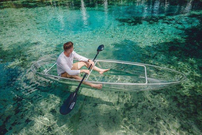 MAIS FOTOS, Clear Kayak Tour of Crystal River