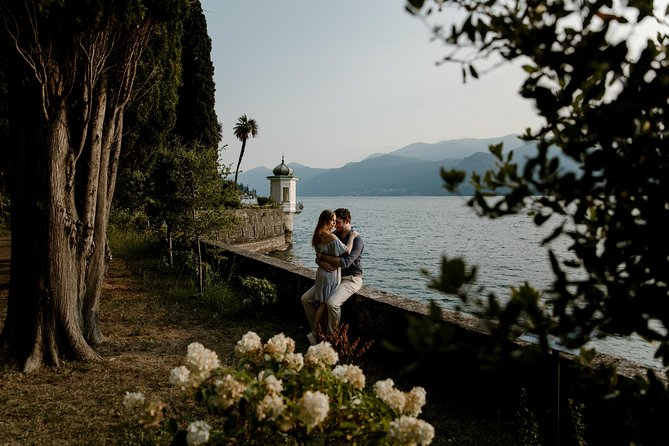 60 Minute Private Vacation Photography Session with Local Photographer in Lake Como, Lago Como, ITALIA