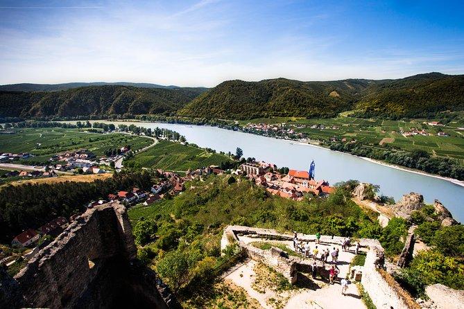 Excursión para grupos pequeños al valle de Wachau y cata de vinos de Viena, Viena, AUSTRIA