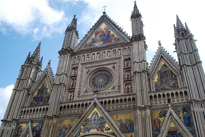 Easy day trip from Rome to Orvieto...art and local food!, Orvieto, Itália