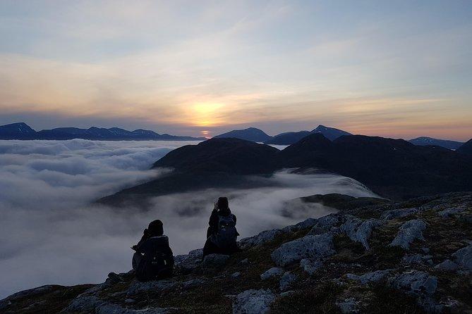 Sunrise hike in Molde, Alesund, NORUEGA