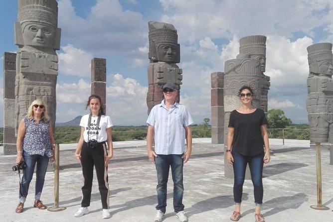Excursão privada: viagem diurna em Tula e Tepotzotlan saindo da Cidade do México, Ciudad de Mexico, MÉXICO