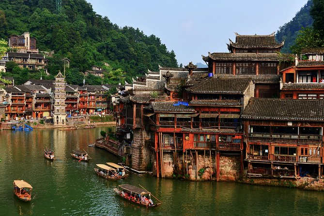 MÁS FOTOS, 5 Days Zhangjiajie Mountains&Fenghuang Ancient Town Tour(5-star Hotel)
