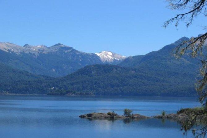 Canopy en el Cerro López desde Bariloche, Bariloche, ARGENTINA