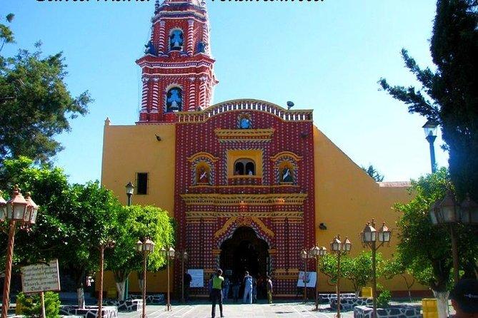 Private Tour to Cholula and Puebla, Ciudad de Mexico, Mexico