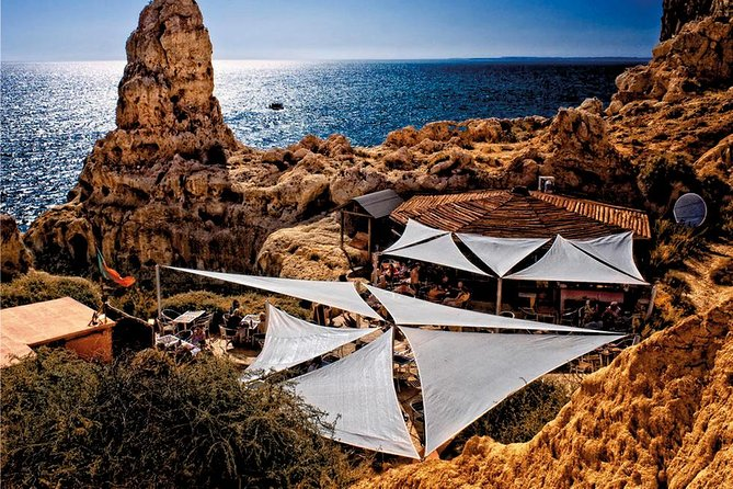 Passeio de dia inteiro (jipe e barco, almoço e vinho inclusos), Portimão, PORTUGAL