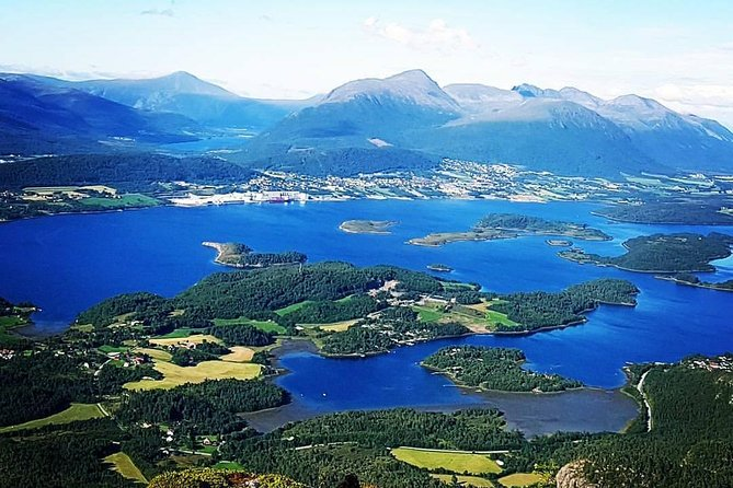Epic Hike to Jendemsfjellet, Alesund, NORWAY