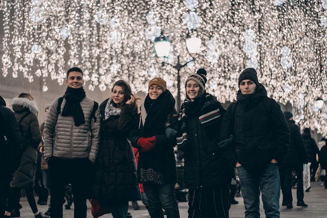 Moscow Christmas Markets and Christmas Lights Tour with a Private Guide, Moscu, RUSIA