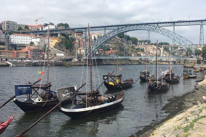 Recorrido privado de medio día de la ciudad de Oporto, Oporto, PORTUGAL