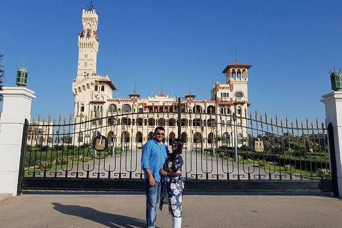 You will delve into Egypt's first capital on a comprehensive full-day tour of Alexandria from Cairo, Absorb the antique charm of Alexandria as you visit its major landmarks From Cairo you will be driven to Alexandria by private A/C car