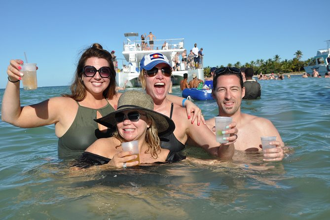Pacote Discovery Punta Cana: Aventura de buggy nas dunas e catamarã, ,
