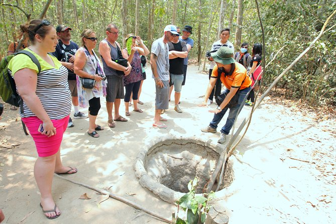 Morning Cu Chi Tunnels Luxury Speedboat with Kim Travel, Ho Chi Minh, VIETNAM