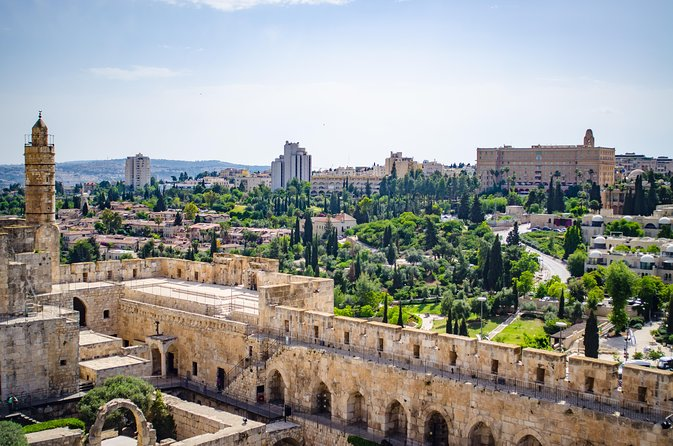 Private Tour: Highlights of Israel Day Trip from Jerusalem Including Old Jerusalem, Western Wall and the Dead Sea, Jerusalen, Israel