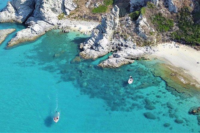BOAT ADVENTURE TOUR - Half day from Tropea to Capo Vaticano, Tropea, ITALIA