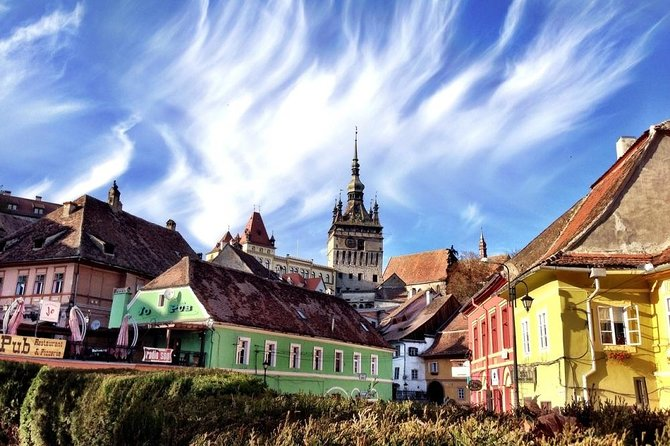 With this two-day trip to Romania you can kill four birds with one stone, as you will get to visit four important tourist destination cities.<br><br>We would love to hear your feedback on what we think is going to be a wonderful adventure.<br><br>Day 1<br><br>1. SINAIA MONASTERY<br><br>2. PELES CASTLE<br><br>3. BRAN/ DRACULA'S CASTLE<br><br>4. BRASOV CITY TOUR<br><br>Day 2<br><br>1. SIGHISOARA, THE MEDIEVAL TOWN<br><br>2. BIERTAN, FORTIFIED CHURCH<br><br>3. SIBIU CITY TOUR<br><br>4. COZIA MONASTERY
