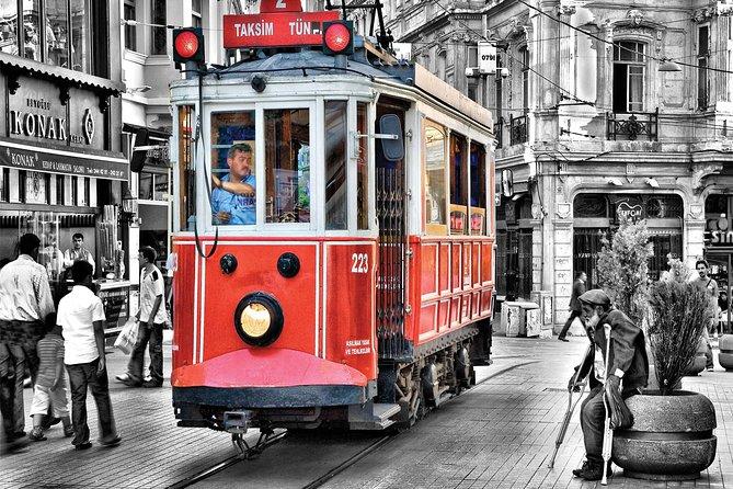Excursión de arte moderno de Estambul: calle Istiklal, SALT Galata y Museo de Arte Moderno de Estambul, Estambul, TURQUIA