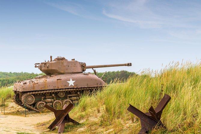 Excursão pelas praias do desembarque do Dia D na Normandia, incluindo degustação de sidra e almoço, Paris, França