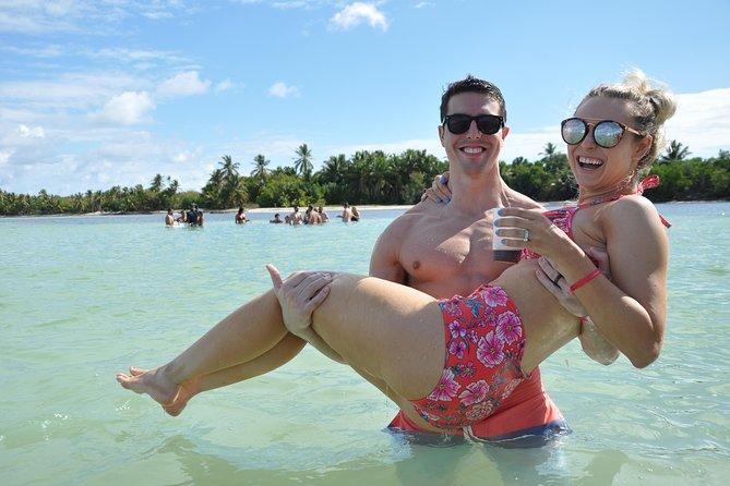 Paquete de descubrimiento en Punta Cana: aventura en buggy y crucero en catamarán, ,