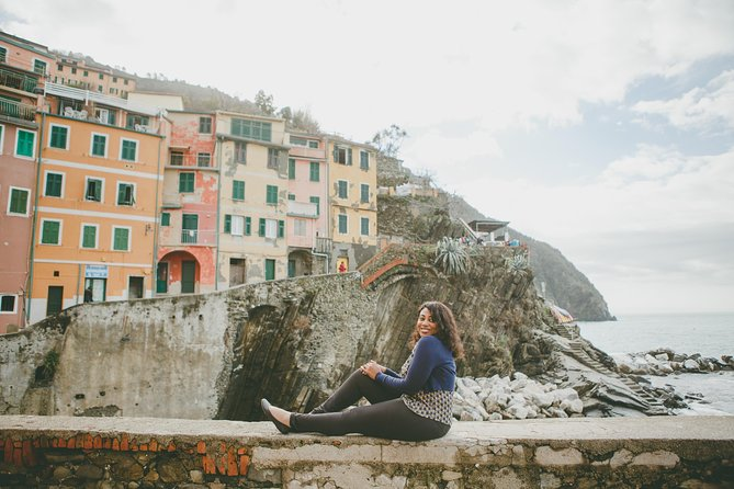 90 Minute Private Vacation Photography Session with Photographer in Cinque Terre, Cinque Terre, Itália
