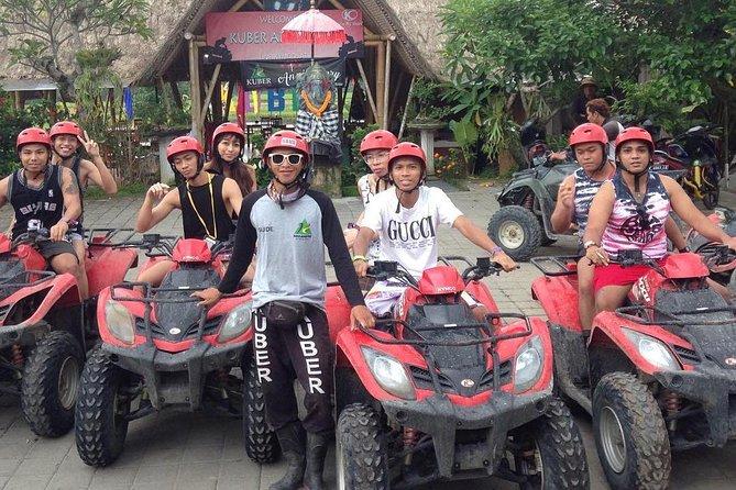 Bali Quad Bike and White Water Rafting Inclusive Private Transfer, Seminyak, INDONESIA