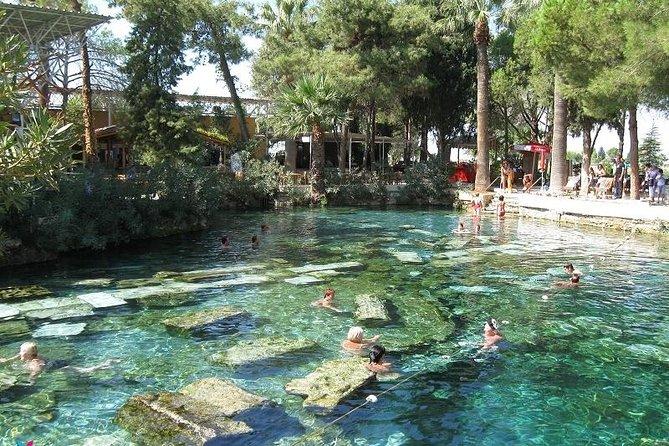 Pamukkale Tour, Antalya, Turkey