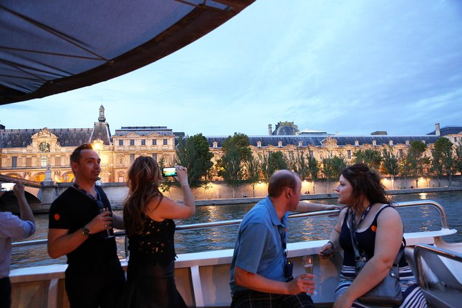 Skip the Ticket Desk Line: Eiffel Tower and Seine River Cruise, Paris, FRANCE