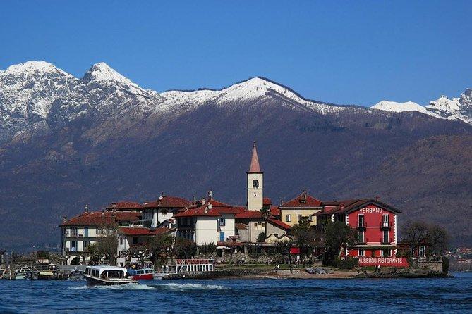 Excursión de un día al lago Maggiore desde Milán, Milan, ITALIA