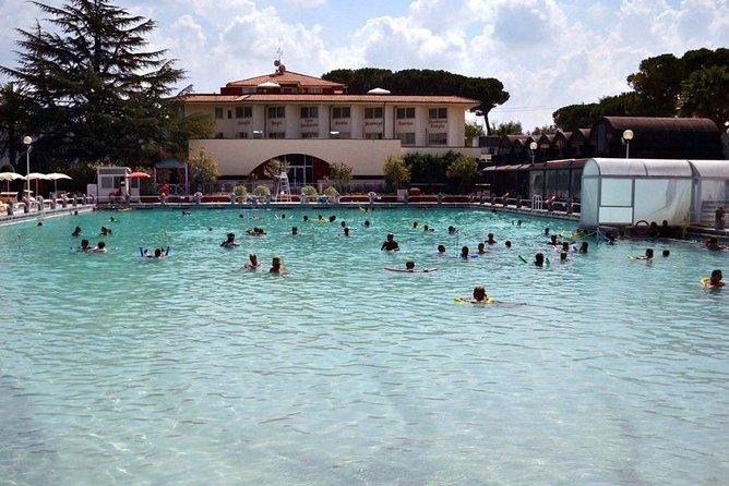 Shore excursion from Civitavecchia Port to the Hot Springs of the Popes, Lago de Bolsena, ITALIA