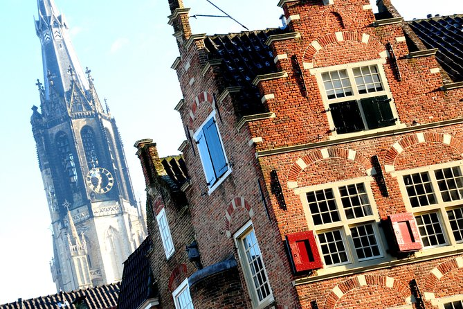 In-Depth Experience Private Walking Tour of Delft, A Haia, HOLANDA