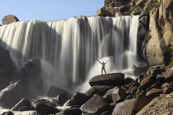Pillones Waterfall and Stone Forest of Imata (shared service only sundays ), Arequipa, PERU