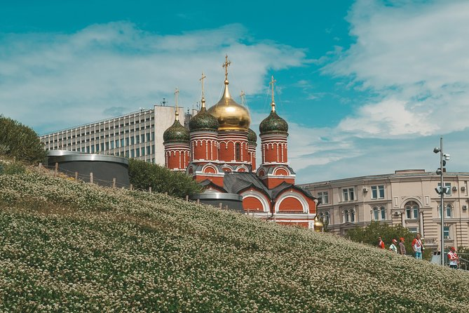 Moscow Culture Tour: 'Russian Versailles' Arkhangelskoye Park and Palace, Moscow, RUSSIA