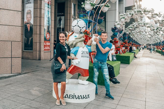 Recorrido de 2 días privado por Moscú, Moscu, RUSIA