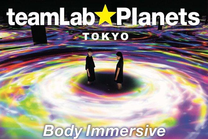 Skip the Line: teamLab Planets Tokyo Admission Ticket, Tokyo, JAPAN